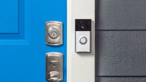 In locksmith Birmingham areas with high security door installation