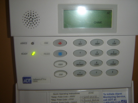 simple and effective alarms with your locksmith birmingham service