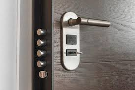 High security professional security door installations